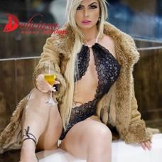 Body  Tailandês perfumado com pérolas - Deliciosa Sexshop